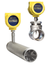 Yellow FCI ST75 and ST75V insertion meters