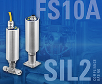 Analyzer Verification in Hazardous Environments Relies on SIL 2 Rated Flow Switch/Monitor